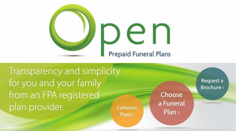 Open Funeral Plans
