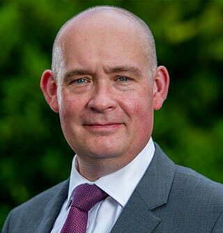 David Bastock funeral director